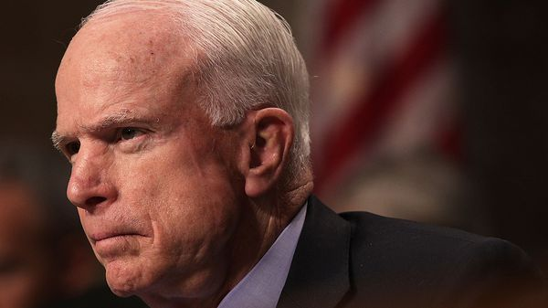 Putin a bigger threat than ISIS says John McCain