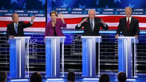 The Democratic presidential race starts now with Super Tuesday