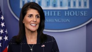 Profile in prominence? Ambassador Nikki Haley and the Trump administration's UN policy
