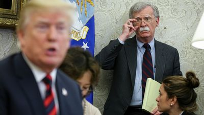 John Bolton: Bush-era hawk won't be clipped