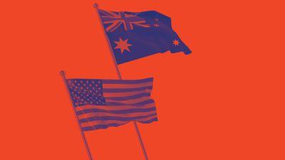 Public opinion in the age of Trump: The United States and Australia compared