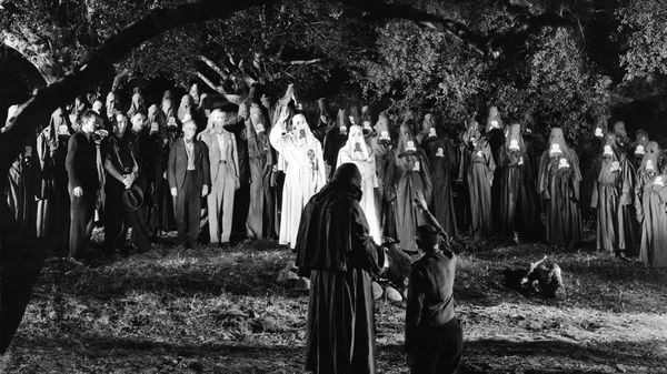 The KKK in Hollywood cinema