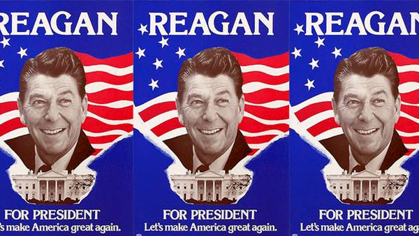 Reagan: 'Making America great' the first time