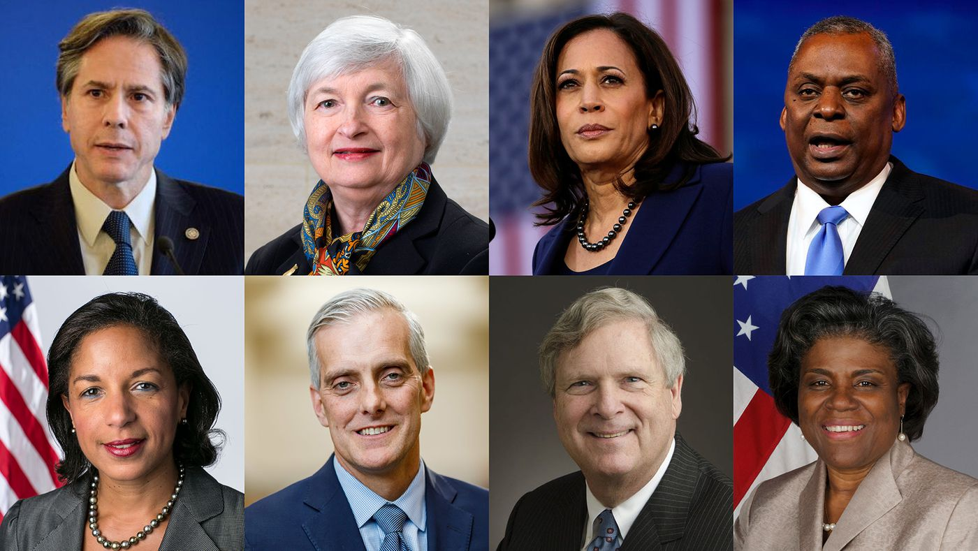 Key players in the Biden administration — United States Studies Centre
